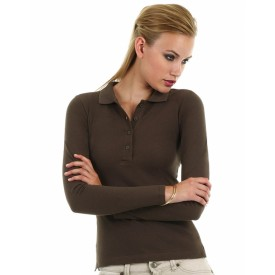 Ladies' Polo LS - PW456